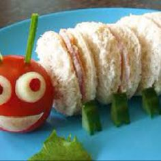 hungry, hungry caterpillar!