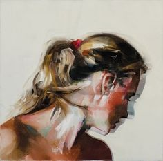 simon birch paintings- love the motion