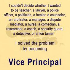 Vice Principal T-Shirt by viceprincipal28