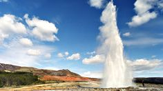 This is Iceland in finish Science Biology, Environmental Science, Bergen, Geography, Iceland, Waterfall, Public, Teaching, Country