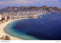 Beach Of Albir Alicante A Altea La Roda Be Webcams In Benidorm Spain Beaches Pinterest And