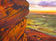 """View from the Roaches"" by Eileen Frost"