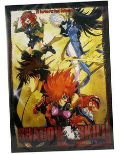 #anime Shadow Skill - The Complete Series - Episodes 1 to 26 DVD Box Set  $20 + save 15% @eggplasteranime @bonanzamarket
