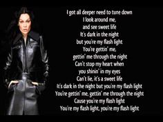Jessie J - Flashlight (Lyrics) - YouTube