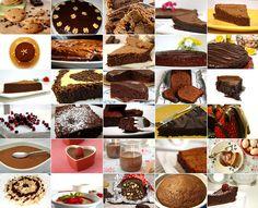 Cinco Quartos de Laranja: 30 receitas de sobremesas com chocolate