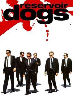 """Reservoir Dogs"" A Quentin Tarantino movie with Harvey Keitel Tim Roth Steve Buscemi Chris Penn Michael Madsen. Quentin Tarantino, Tarantino Films, Reservoir Dogs Poster, Steve Buscemi, Pulp Fiction, Bon Film, Dog Poster, Film Serie, Streaming Movies"