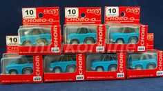 CHORO-Q STANDARD 2004 | NISSAN SKYLINE SPORTS 1962 | NO.10 | SELL AS LOT