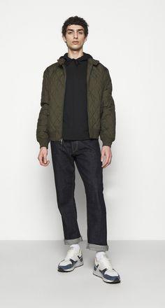 Khaki Jacket, Normcore, Jackets, Style, Fashion, Down Jackets, Swag, Moda, Fashion Styles
