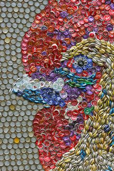 GALLO bottle caps crafts | Flickr - Photo Sharing!
