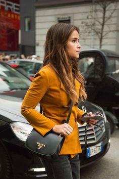 Miroslava Duma: La It Girl De 1,50 Mts Que Rompe Los Estándares De La Moda | Cut & Paste – Blog de Moda