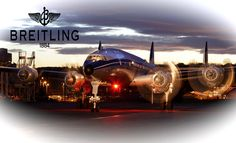 """The Breitling Super Constellation """"Star of Switzerland"""" is one of the world's two remaining flightworthy """"Super Connies"""", and the only one based in Europe. Built in 1955, it was restored in the 1990s by a group of passionate enthusiasts and regularly takes part in various air shows. By supporting the safeguarding of this legendary aircraft, Breitling is asserting its determination to preserve our collective aeronautical heritage – the magnificent adventure with which its own history is…"""
