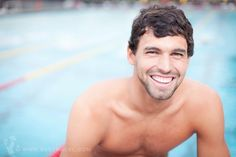 Ricky Berens ...US Olympic swimmer.