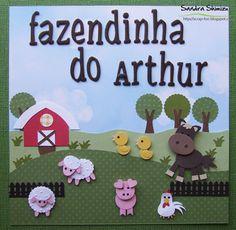 fun-ideas handmade: Fazendinha do Arthur