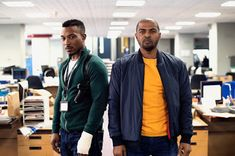 Trailers, featurette, images and poster for the British drama series BULLETPROOF co-created and starring Noel Clarke and Ashley Walters. Christina Chong, British Drama Series, Noel Clarke, The Sweeney, East End London, Ashley Walters, Childhood Friends