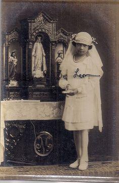 1st Communion 1 by san miguel de mayumo