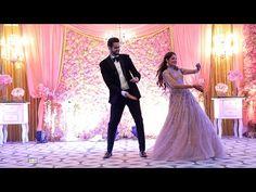 We loved the engagement dance performanced by the couple Tavleen Kaur and Arjit Gulati. Exceptional choreography by Anu Nain. Choreography: Anu Nain (https:/. Pakistani Wedding Dance, Punjabi Wedding Couple, Bollywood Wedding, Wedding Dance Video, Indian Wedding Video, Wedding Videos, Kids Wedding Suits, Wedding With Kids, Wedding Couples