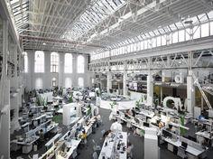 Economia Newsroom | Ricardo Bofill Taller de Arquitectura