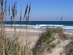 The Outer Banks is the place where God went to rest on the seventh day.