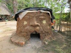Wood-fired head kiln, location?