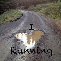 Especially on muddy trails.