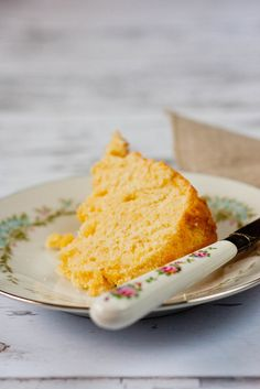 Lemon marzipan cake - Cooking Books