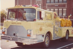 Engine 8-3 formerly FDNY 303