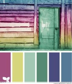 Color Palettes by Katellerts