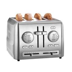 Cuisinart Custom Select 4-Slice Toaster CPT-640 * Find out more at the image link. #OvensampToasters