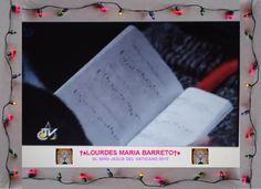 LAS PARTITURAS DEL CORO QUE ELIGIERON PARA CANTAR AL NIÑO JESUS DEL VATICANO 2012.    †♠LOURDES MARIA†♠