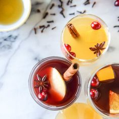 Mulled Wine, Two Ways - GoodHousekeeping.com