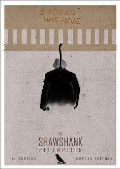The Shawshank Redemption - movie poster
