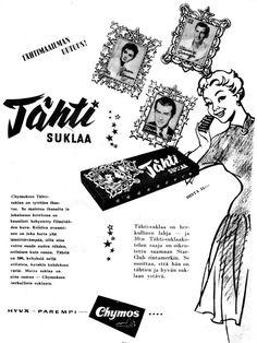 Chymos - Tähtisuklaa (1957)