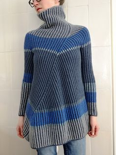 Ravelry: Project Gallery for Askews Me Sweater pattern by Stephen West