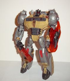 TRANSFORMERS classics generations GRIMLOCK 100% complete hasbro voyager 7 inch fall of cybertron hasbro takara action figure for sale in online toy store to buy now