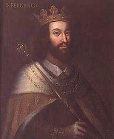 """A Monarquia Portuguesa 1367 - 1383 D. Fernando I """"O Formoso"""" (31 Outubro 1345-22 Outubro 1383 Santarém) Casou com D. Leonor de Telles"""