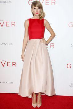 Taylor Swift |  Monique Lhuillier