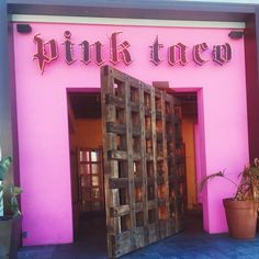 #WCCTakeover x @pinktaco // hello WCC fans… #PinkTaco here - we are so excited to be taking over #WestfieldCC's instagram today – follow us all day to see how we party at LA's favorite Mexican restaurant and pop in later to celebrate #NationalTequilaDay with us.