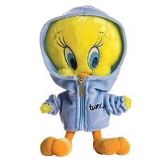 10_inch_tweety_with_hoodie | Flickr - Photo Sharing!