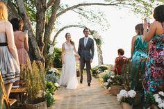 Beautiful, tropical island wedding in Brazil   Photos by Frankie & Marilia (37)