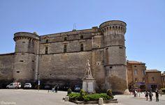 Château de Gordes, Provence, France