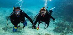 Conheça seis ótimos destinos para mergulhar no exterior