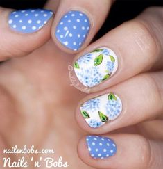 Nail Art Designs For Short Nails15