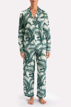 The Fern Long PJ Set. Pj SetsPattern FashionPajama SetPyjamasFernsPajamas c096ea5ed
