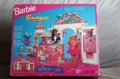 Barbie Boutique Fashion Store 1995 FAO Schwartz by Logans80Store