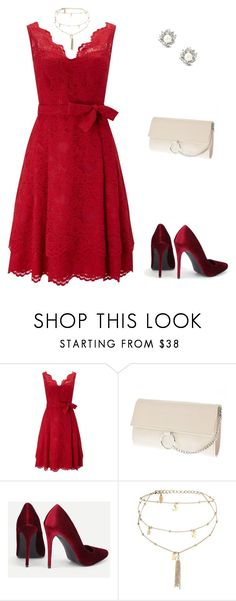 """""""natal 5"""" by caroltips ❤ liked on Polyvore featuring Phase Eight and Ettika"""