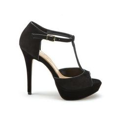 Bansi Black Kidsuede High Heels-View All-Shoes-Jessica Simpson Official Site - Jessica Simpson Shoes, Boots, Dresses, Handbags, Apparel