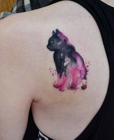I would love to do this in memory of my cat Kitty... <3 #love #hope #galaxy