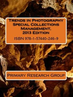 OverDrive Ebook:Trends in Photography Special Collections Management
