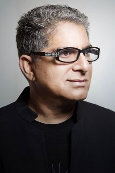 Deepak Chopra, Spiritual Teacher- Very moving lecturer seen him in person