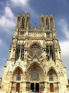 Reims à Champagne-Ardenne